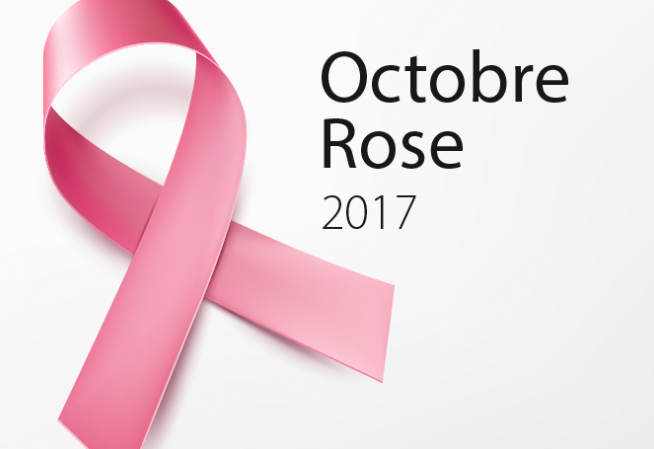 logo octobre rose 2017